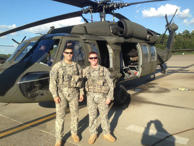 UMBC Alumni earns Blackhawk Wings